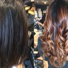coiffure bouclé (Coupe de cheveux pour femme Chambly) Salon la Ruelle H&F Chambly